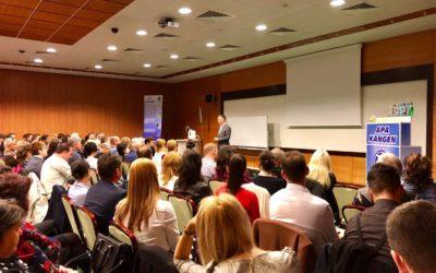 Conferința Enagic din Brașov a strâns sute de persoane