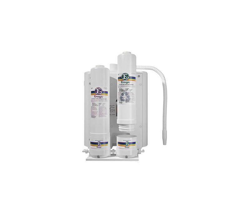 Alege un sistem dublu de prefiltrare a apei alcaline Kangen